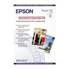 Papier EPSON S041328 Premium semi-gloss photo A3+, 20ks