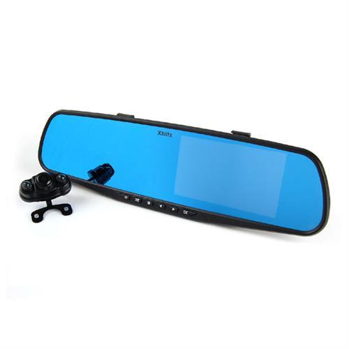 Xblitz Digitálna kamera do auta PARK VIEW, Full HD, mini USB, AV OUT, čierna 5903240792337