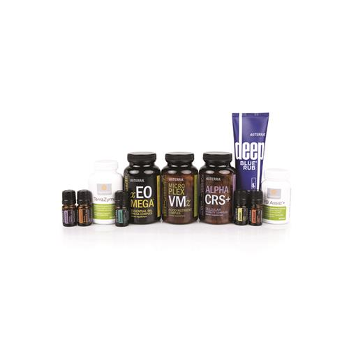 Doterra Daily Habits Kit 60206343
