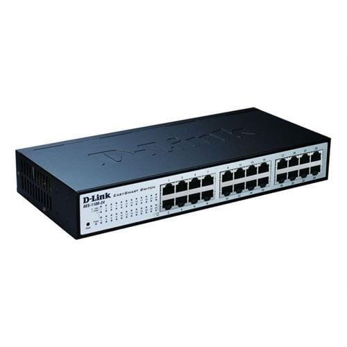 D-Link DES-1100-24 24-port 10/100 EasySmart Switch