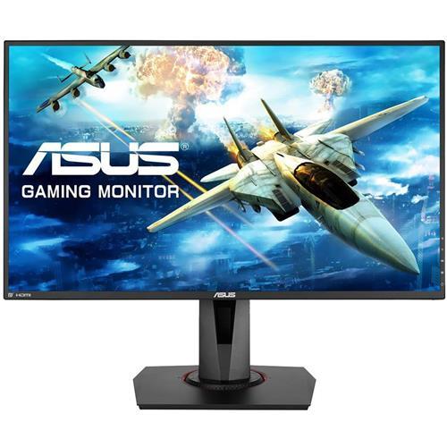 Monitor ASUS VG278QR- 27'', LED, Full HD, 16:9, HDMI, DVI, DP,165Hz, FreeSync, G-Sync compatible certified 90LM03P3-B01370