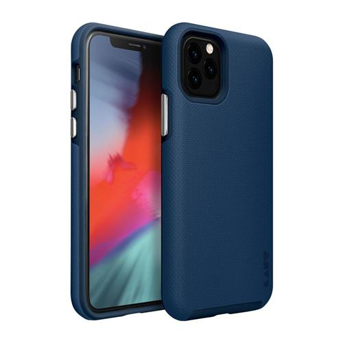 LAUT Shield – Case for iPhone 11 Pro, Indigo LAUT-IP19S-SH-BL