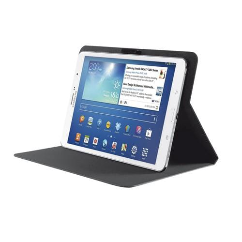 TRUST Aeroo Folio Stand for 7-8'' tablets, black