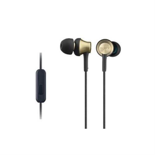 Slúchadlá SONY MDR-EX650AP do uší s mikrofónom, rozsah 20 až 20000 Hz MDREX650APT.CE7