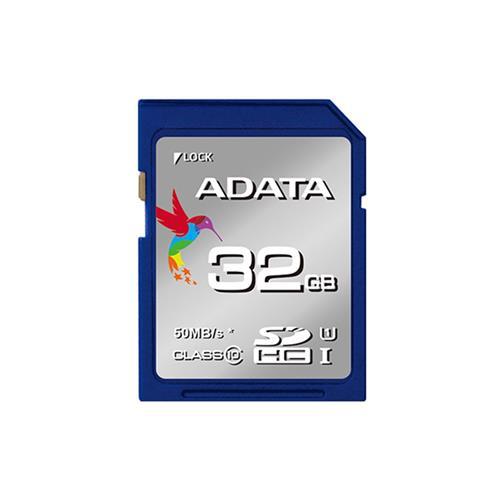 ADATA 32GB SDHC UHS-I Premier, Class 10 ASDH32GUICL10-R
