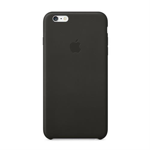 Apple iPhone 6 Plus Leather Case - Black