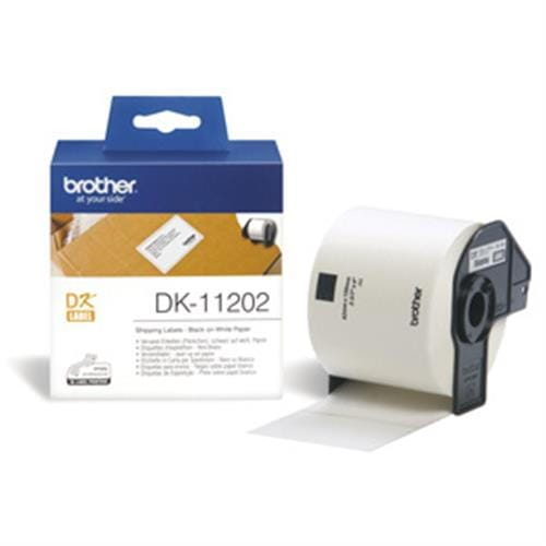 Rolka BROTHER DK11202 Shipping Labels (300 ks)