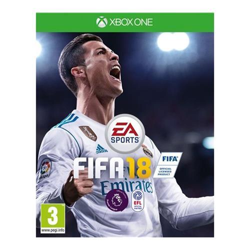 XONE - FIFA 18 5030936121536