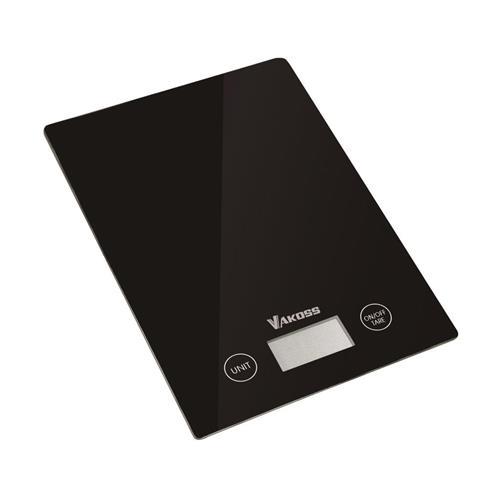 Vakoss kuchynská váha WH-5368K | čierna