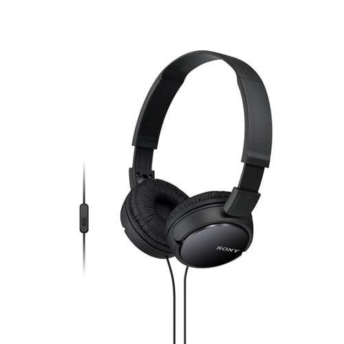 Slúchadlá Sony MDR-ZX110AP handsfree, čierne MDRZX110APB.CE7
