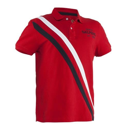 SALMING Ivy Polo Men Red M