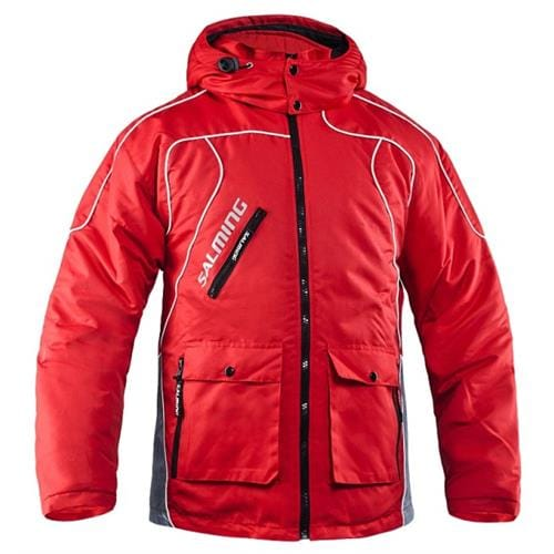 SALMING Boberg Thermo Jacket, Red, M