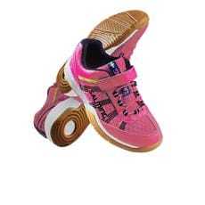 SALMING Viper 3 Kid Velcro Pink Glo 13 UK, 31 1/3 EUR
