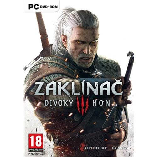 PC hra - Zaklínač 3: Divoký Hon (The Witcher 3: Wild Hunt)