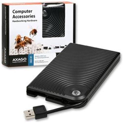 Axago USB2.0 - SATA 2.5'' externí WAVE box EE25-XP