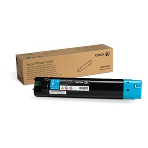 Toner XEROX 106R01526 cyan PHASER 6700 (12.000 str.) 106R01523