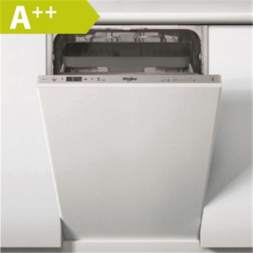 WHIRLPOOL Vstavaná umývačka riadu WSIC 3M27 C
