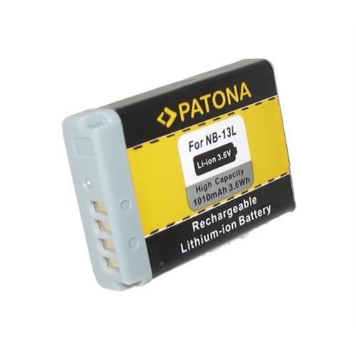 PATONA batéria pre foto Canon NB-13L 1010mAh Li-Ion PT1241