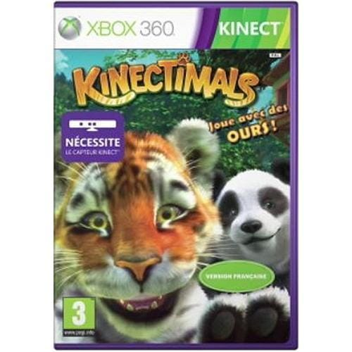 XBOX 360 hra - Kinectimals Now with Bears