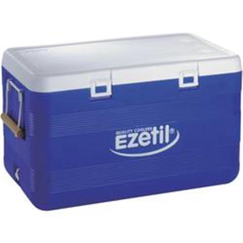 Prenosná chladnička (autochladnička) Ezetil XXL 3-DAYS ICE EZ 100, 100 l, modrá, biela, šedá 396078