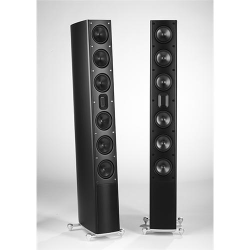 Scansonic MB6B black  pár SC MB6B B