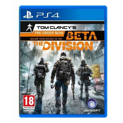 PS4 hra - Tom Clancy's The Division
