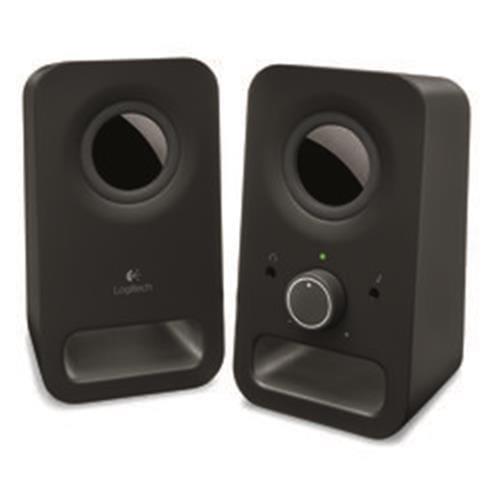 Reproduktory Logitech Z150 Multimedia Speaker 2.0, 6W, čierne 980-000814