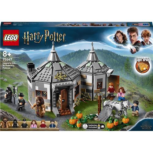 Lego Harry Potter Hagridova chatrč: Záchrana Hrdozobca (75947)