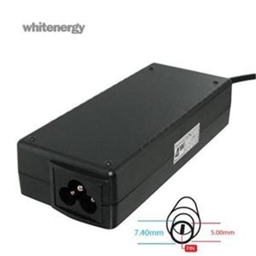 Whitenergy AC adaptér 19V/4.74A 90W konektor 7.4x5.0 mm + pin 05867