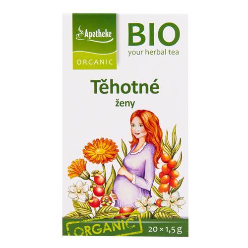 Čaj pre tehotné ženy 30 g BIO MEDIATE 510134