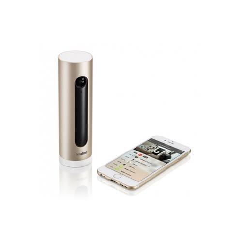 Netatmo Welcome - bezpečnostná kamera s rozpoznávaním tváre NSC01-EU