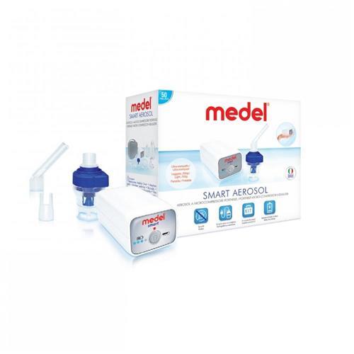 MEDEL SMART Pneumatický piestový inhalátor 542046