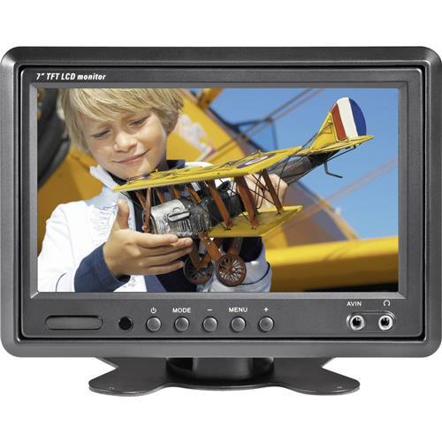 LCD monitor do auta Renkforce T-701B, 7