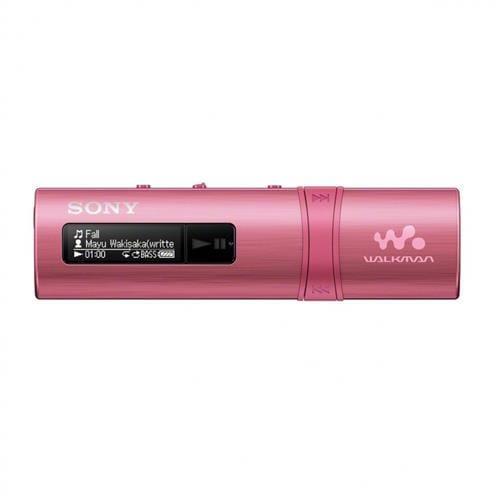MP3 prehrávač SONY NWZ-B183, USB, FM rádio, 4GB, Pink NWZB183FP.CEW