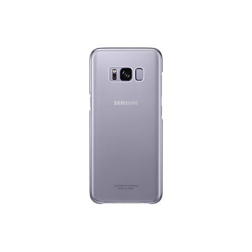 Samsung Clear Cover pre S8 (G950) Violet EF-QG950CVEGWW