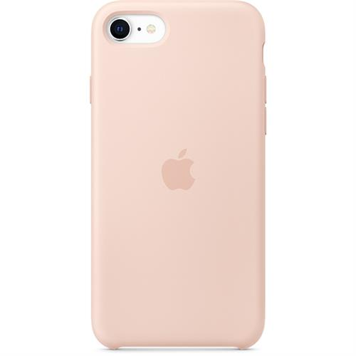 Apple iPhone SE Silicone Case - Pink Sand MXYK2ZM/A