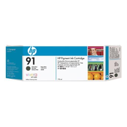 Kazeta HP HPC9464A 91 775 ml Matte Black Ink Cartridge with Vivera Ink