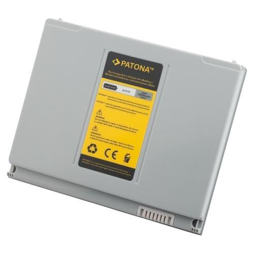 """PATONA Aku APPLE Macbook Pro 15"""" 5600mAh 10,8V, stříbrná PT2099"""