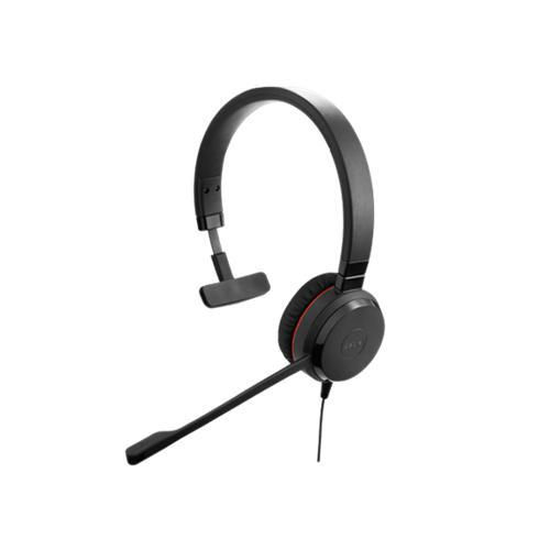 Headset Jabra Evolve 30, mono, Jack 14401-20