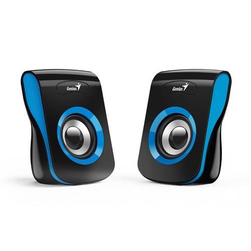 Speaker GENIUS SP-Q180, BLUE, USB, 6W 31730026403