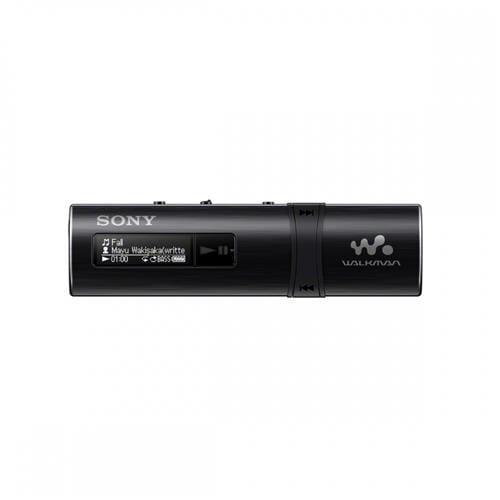 MP3 prehrávač SONY NWZ-B183, USB, FM rádio, 4GB, Black NWZB183FB.CEW