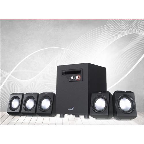 Speaker GENIUS SW-5.1 1020 II, 26W 31730014400