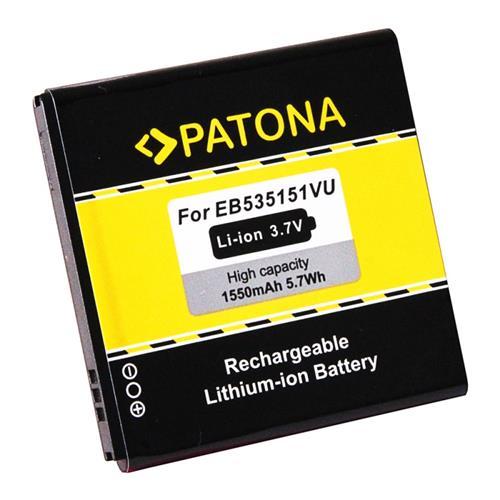 PATONA batéria pre mobilný telefón Samsung EB535151VU 1550mAh 3,7V Li-Ion PT3116