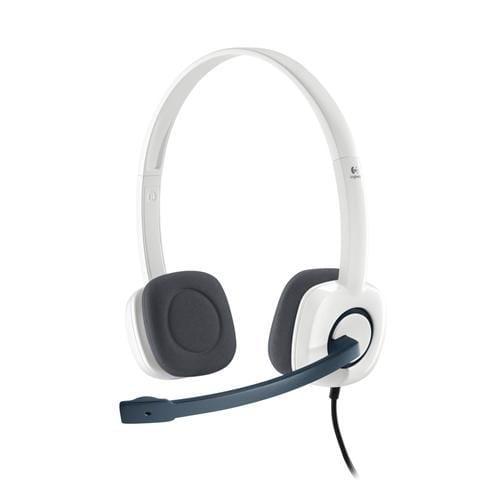 Headset Logitech H150 Stereo, Coconut 981-000350