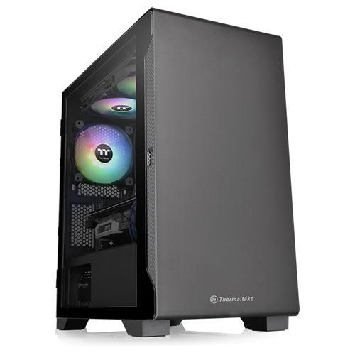 Thermaltake S100 Micro Case Black Bez Zdroja CA-1Q9-00S1WN-00