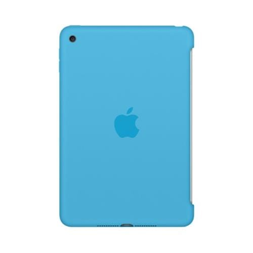 Apple iPad mini 4 Silicone Case Blue MLD32ZM/A