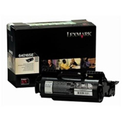 Toner LEXMARK black 64016SE T640/642/644 6000 str.