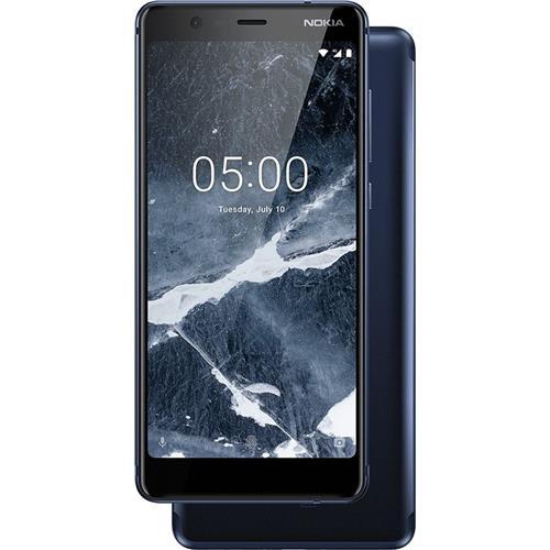 Nokia 5.1 Single SIM Blue 11CO2L01A05