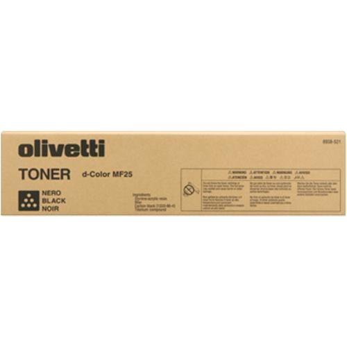 Toner OLIVETTI B0533 d-Color MF 25 black