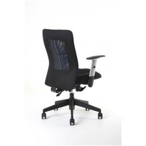 Kancelárska stolička CALYPSO čierna OF141111